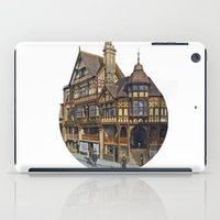 buildings iPad Cases featuring Buildings by Protogami