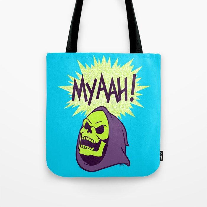 Myaah! Tote Bag