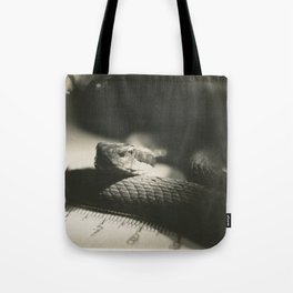 Film Rattlesnake Tote Bag