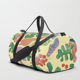Matisse Inspired Light Duffle Bag