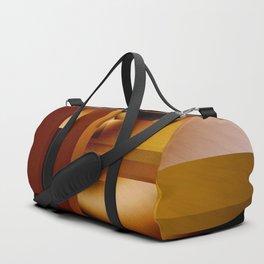 Brushed Metal 2 Duffle Bag