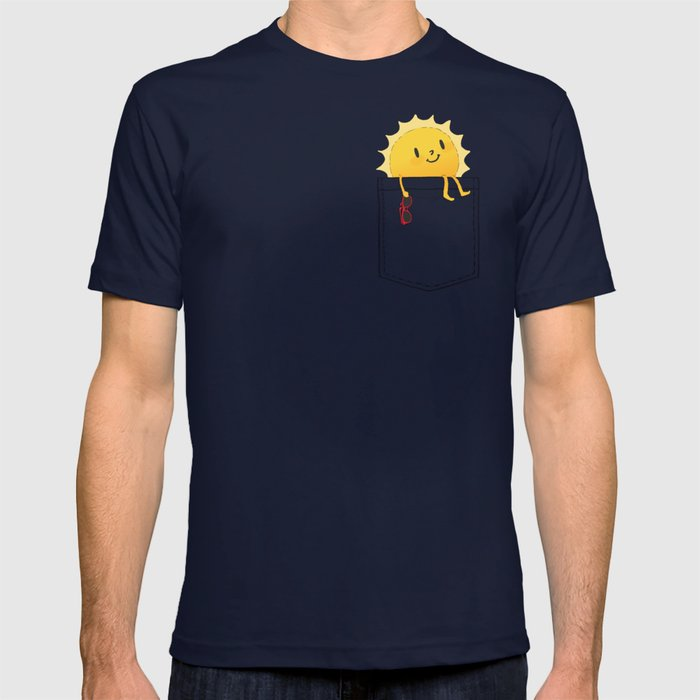 Pocketful of sunshine T-shirt