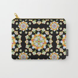 Jaipur Blossom Mandala Carry-All Pouch