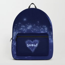 Snow Love Backpack