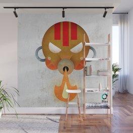 Dhalsim Wall Mural