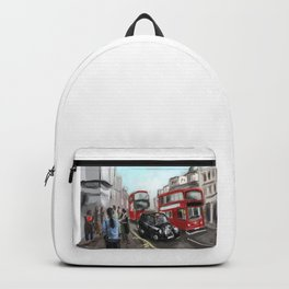 London Streets Backpack