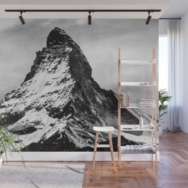 matterhorn switzerland mountain Wall Mural