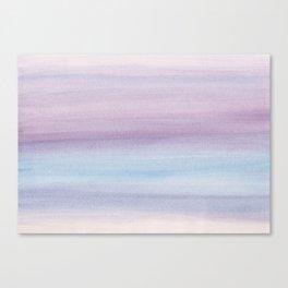 Pastel Watercolor Dream #1 #painting #decor #art #society6 Canvas Print