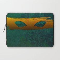 TMNT Mikey Laptop Sleeve