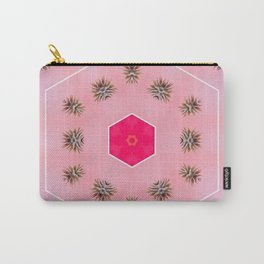 wear your crown up high (pink pineapple) Carry-All Pouch