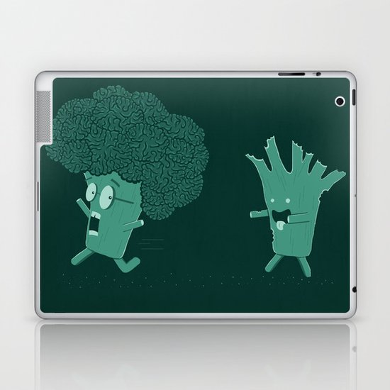 So Many Brains! Laptop & iPad Skin