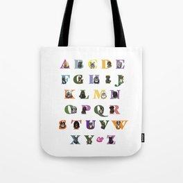Alphabuddies Tote Bag