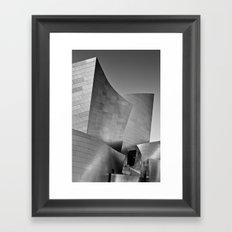 Gehry Framed Art Print