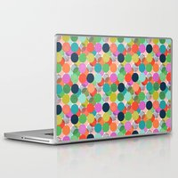 chelsea Laptop & iPad Skins featuring Chelsea Dot by Elephant & Rose