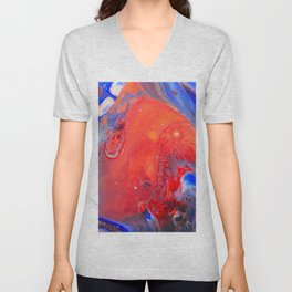Blood Thicker Than Water Unisex V-Neck