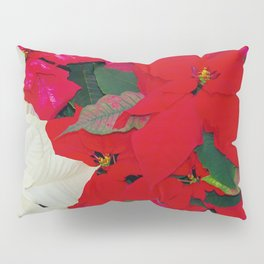 Poinsettias, Olbrich 5334 Pillow Sham