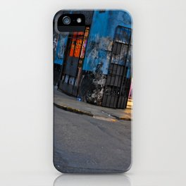 Traveling the Streets of Lima, Peru iPhone Case