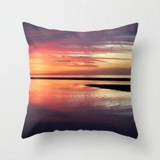 SEA ZEN Throw Pillow