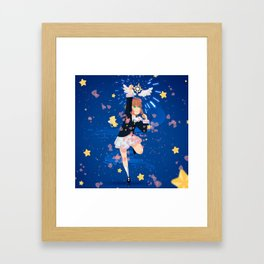 Release! Framed Art Print