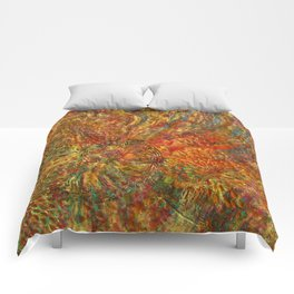 When love is painting... Comforters