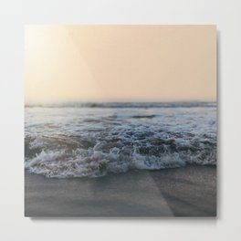 Sunrise Ocean Metal Print