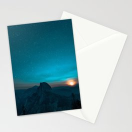 Blue Mountain II Stationery Cards