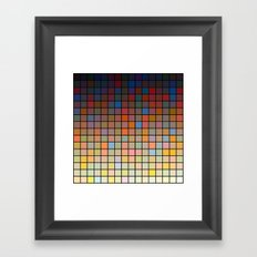 Vermeer Framed Art Print