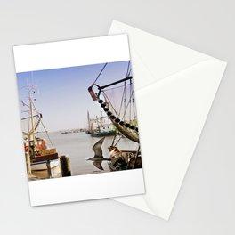 harbor landscape Stationery Cards