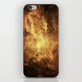 The Burning iPhone Skin