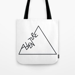 Adventure Mountain Tote Bag