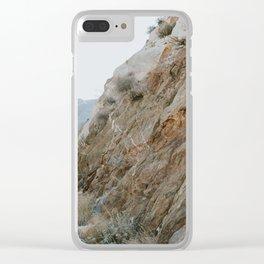 Rock designs Clear iPhone Case