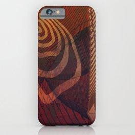 RetroFuture / Evolution-06 iPhone Case