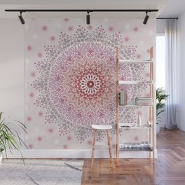 SUMMER MANDALA Wall Mural