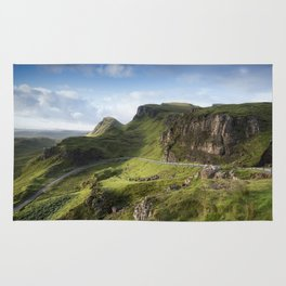 The Road to the Quiraing II Rug