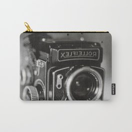Rolleiflex Camera Tintype Carry-All Pouch