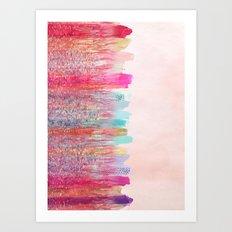 Chaos Over Simplicity Art Print