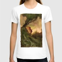 wind T-shirts featuring Wind by Iris V.