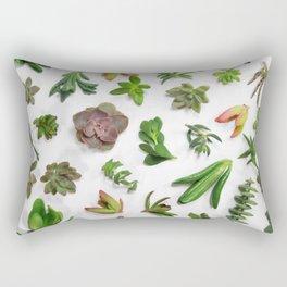 Succulent City Rectangular Pillow