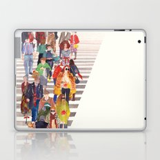 Zebra crossing Laptop & iPad Skin