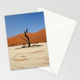 Deadvlie and sossusvlie Namibia Stationery Cards