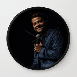 Misha Collins - SPNVegas 2017 Wall Clock