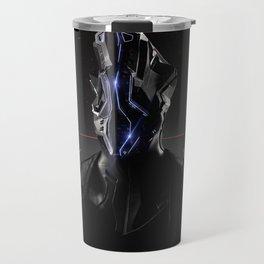 Cyborg Travel Mug