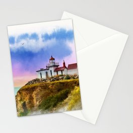 The Island Of Kefalonia, Greece Stationery Cards