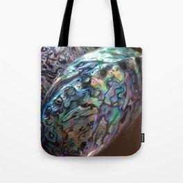 2 .paua shell Tote Bag