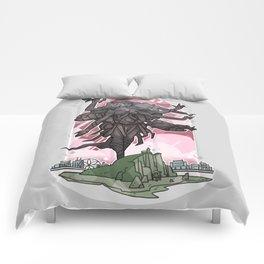 SU Colossal Woman Comforters