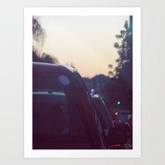 08:30 Art Print