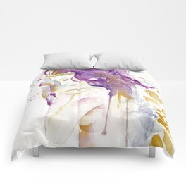 Womens Embrace Comforters