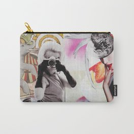 Monroe and Me Carry-All Pouch