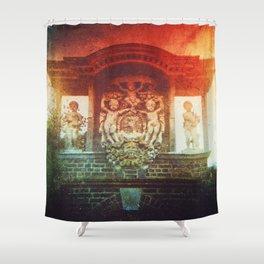 Cherubs Shower Curtain