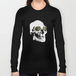 Money Skull Long Sleeve T-shirt